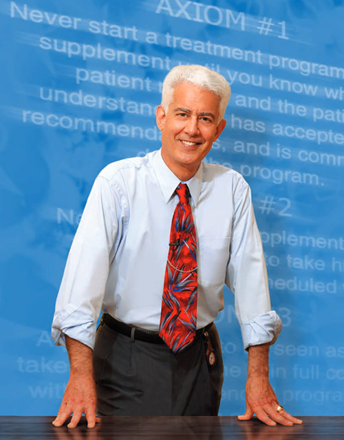American Chiropractor: Preventing Recurring Subluxations with Nutrition