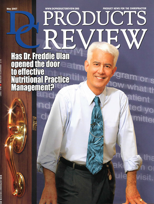DC Products Review: Has Dr. Freddie Ulan Opened the Door to Effective Nutritional Practice Management?, by Alan Graham