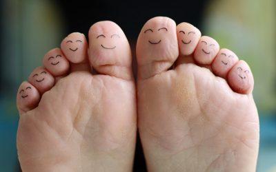 I Can Feel My Feet