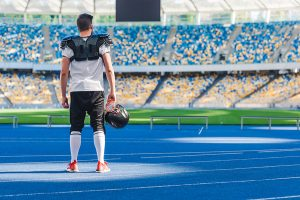 Nutrition Response Testing and football