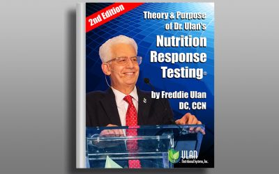 Ulan Nutritional Systems Releases 2nd Edition of Free eBook