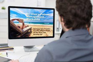 Patient management workshop