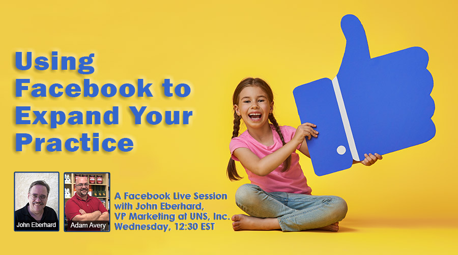 Using Facebook to Expand Your Practice