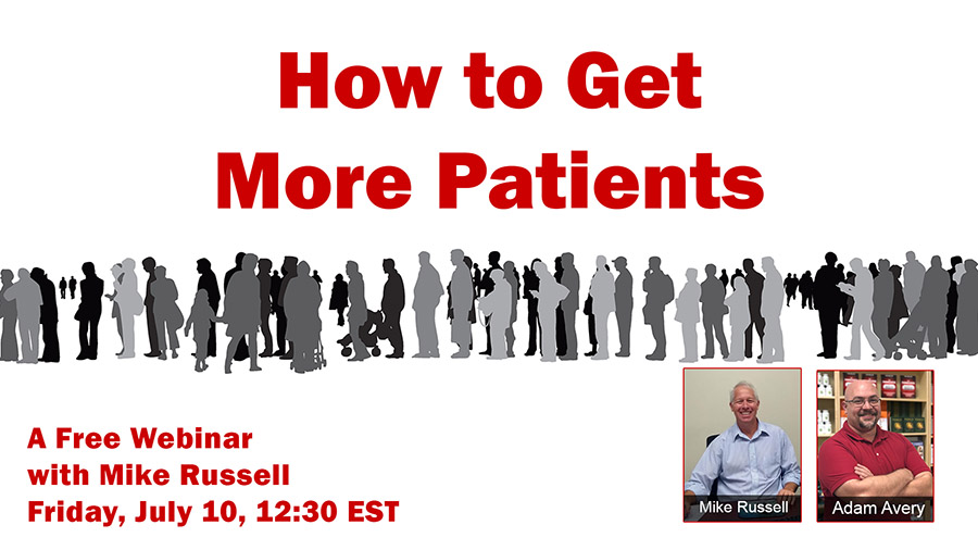 How to Get More Patients with Mike Russell