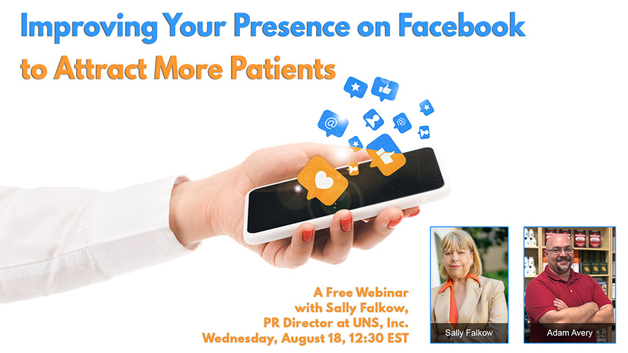 Improving Your Presence on Facebook to Attract More Patients, with Sally Falkow