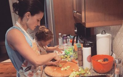 Local mother and entrepreneur finds calling and career in nutrition-based health practice.