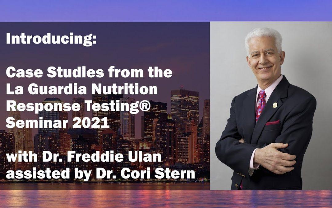 Freddie Ulan, DC, CCN